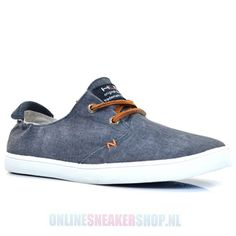 HUB Footwear Kyoto Canvas Lining Navy/White - Lady's shoes -    http://www.onlinesneakershop.nl/ladys-shoes-hub-footwear-kyoto-canvas-lining-navywhite-p-2467.html
