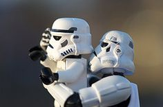 From Kalexanderson's Flickr - Troopers family album. Skillfully photographed and surprisingly heartwarming!