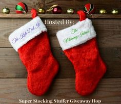 Mythical Books: Super Stocking Stuffer #Giveaway Hop (INT)