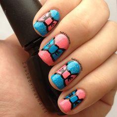 Instagram photo by  sabrinasnails #nail #nails #nailart