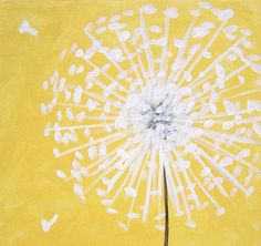 Starting to like yellow, this in particular is really simple, but when you really look at it, has a lot of depth in color and kinda pulls me in.