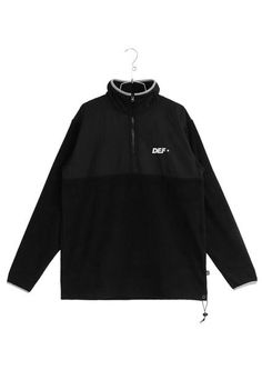 Def Splitz Track Jacket - Black (D3)