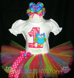 Custom baby or toddler girl monogrammed puff by LilyBellasBoutique, $59.95