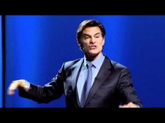 Dr. Oz speaks on the health benefits of the Transcendental Meditation technique.