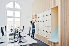 Ekimetrics designed by Estelle Vincent Architecture