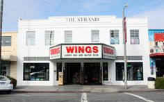 The Strand Theater was located in Ocean Beach San Diego. It opened in November 1925, and operated into the 1990's.  Although I probably saw several movies there the one I remember most was when my parents gave me $1 to go see Annie Hall with my younger sister.