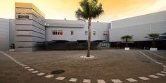 Parking en patio interior. Reforma integral HIMOINSA Headquarters - Arquitania Business
