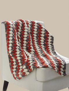 Larksfoot Crochet Blanket.                                                                                                                                                                                 More