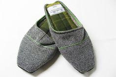 Designer de 34 anos está a reinventar os chinelos de pano típicos da Serra da Estrela. Chinelos d'Avó custam 15 euros