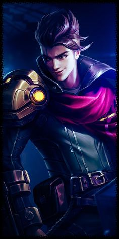 Alucard Mobile Legends, Android Mobile Games, Mobile Legend Wallpaper, Partners In Crime, Lifeguard, My Hero, Night, Dark, Fictional Characters