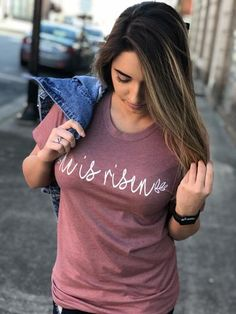 920917ab8 60 Best Graphic Tees images in 2019 | Custom made shirts, Monogram t ...