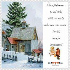 Sweet home            : Jõulusoov