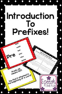 Break down the common prefixes to help build vocabulary! Teaching prefixes is a great strategy to help students learn to determine meanings of unknown vocabulary and build reading comprehension!