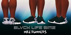 Sims 4 CC's - The Best: NIKE SHOES + NIKE SHORTS by blvck-life-simz