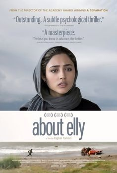 About Elly is a 2009 Iranian psychological drama film directed by Asghar Farhadi. The film is about the mysterious disappearance of a kindergarten teacher during a picnic in north of Iran, followed by a series of misadventures for her follow travelers. Farhadi won the Silver Bear for Best Director at the 59th Berlin Film Festival for the film. The film was also nominated for 10 awards at the 27th Fajr International Film Festival in Tehran where Farhadi won the Crystal Simorgh for best…