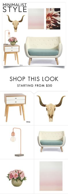 """""""Untitled #562"""" by neflaluna ❤ liked on Polyvore featuring interior, interiors, interior design, home, home decor, interior decorating, Porthos Home, WALL, Parlor and Sandberg Furniture"""