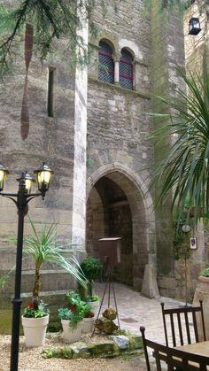 Saint Antonin Noble-val, France
