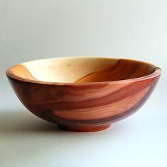 Yew Bowl | InspiredToMake | Flickr