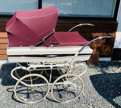 Prams And Pushchairs, Baby Strollers, Retro, Children, Pram Sets, Baby Prams, Young Children, Boys, Kids