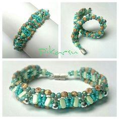 #Náramek #eMMA #beads #bracklet