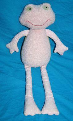 Plush Pink Orange Platypus Soft Toy Stuffed Duck Fiesta