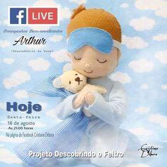 Felt Doll Praying Baby and Bear Puppet Tutorial, Doll Tutorial, Felt Doll Patterns, T Art, Doll Maker, Felt Dolls, Soft Sculpture, Fabric Dolls, Felt Crafts