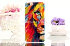 Lions Face Case For Apple iPhone 6