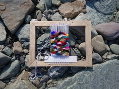 #etsy #etsyseller #etsyshop #wovenwallhanging #wovenwallart #walldecor #woven #gift #crafts #art