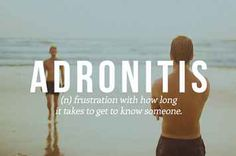 23 Perfect Words For Emotions You Never Realised Anyone Else Felt. Loved this.