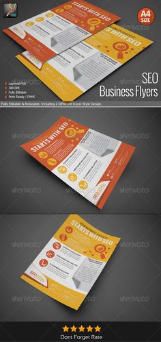 seo business flyers photoshop psd flyer seo flyer available here https