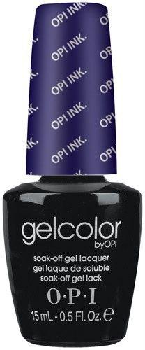 OPI GelColor - OPI Ink 0.5 oz - #GCB61