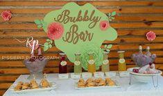 Kitchen Tea / Bridal shower :Bubbly bar