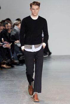 cc4bbca3bb8 Acne Studios Fall 2011 Menswear Collection Photos - Vogue Mens Fashion  Sweaters
