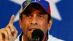 """Capriles lanza ultimátum: """"O cambiamos el modelo o Venezuela se hunde"""""""
