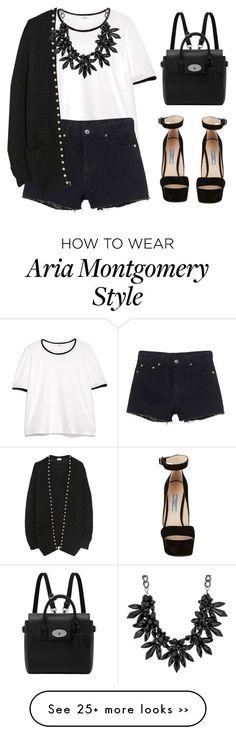 """Aria Montgomery"" by zzeelleestyles on Polyvore #flatlay #flatlays #flatlayapp www.theflatlay.com"