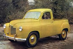 Renault Colorale from France (1950s)