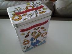 boîte à farine