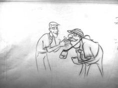 Curious George rough animation, TED - YouTube