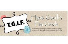 T.G.I.First Grade