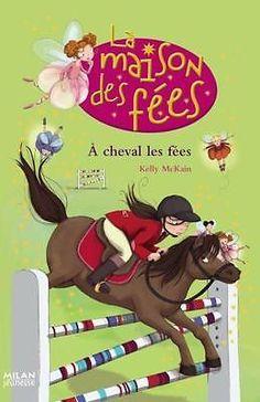 À cheval les fées McKain  Kelly   Lebot  Sophie   Cambolieu  Marie Occasion