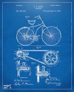 00ef376305 8 Best Patent Print images | Patent prints, Blueprint art, Art posters