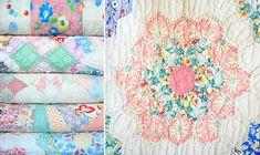 wonderful vintage quilts: Meadowbrook Farm