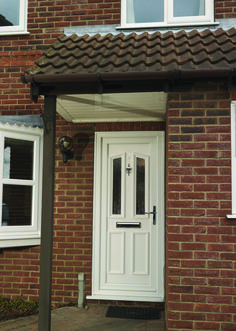 uPVC doors from the Inspire Range by Dempsey Dyer
