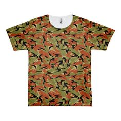 Oman DPM CAMO Short sleeve men's t-shirt (unisex)