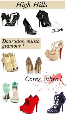 Loucas por Sapatos: Inspire-se ! | CBBlogers