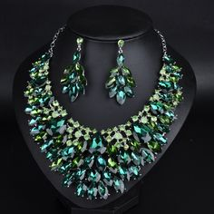 Bridal Jewelry Sets Factory Wholesale