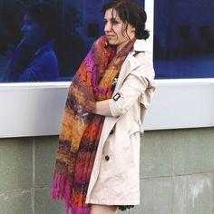 одежда из павлодарских платков