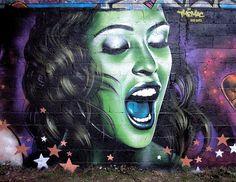 The Mac (or El Mac) Graffiti Artist