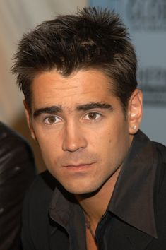 Colin Farrell has so much sex appeal handsome chap! Michael Ealy, Colin Farrell, Hollywood Actresses, Actors & Actresses, Morris Chestnut, Jonathan Rhys Meyers, Celebrity Skin, Timothy Olyphant, Denzel Washington