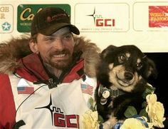 Lance Mackey, Iditarod Winner